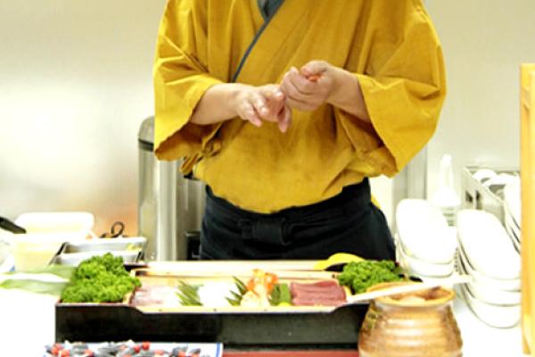 出張寿司職人プラン